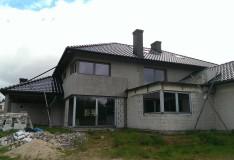 Dom jednorodzinny 650m – Szczecin (Bukowo)