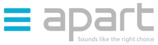 Apart Audio
